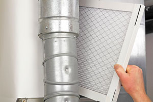 Reading air cleaner, Carriere Heating and Air Conditioning